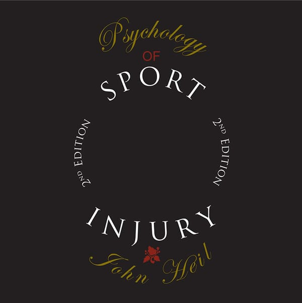 Psychology of Sport Injury book cover by Heil