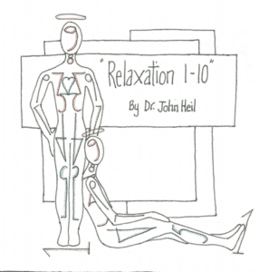 Relax 1 to 10 illustration